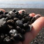 random pebbles